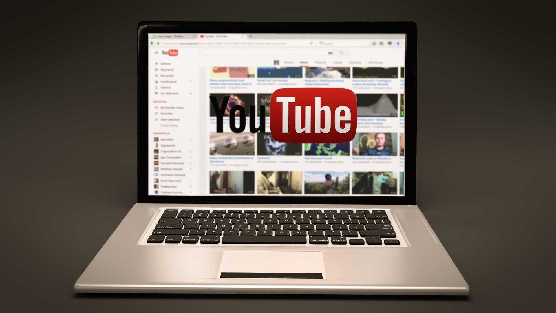 Рекламный ролик на ютуб