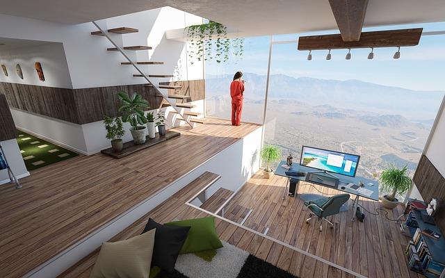 3D тур по недвижимости