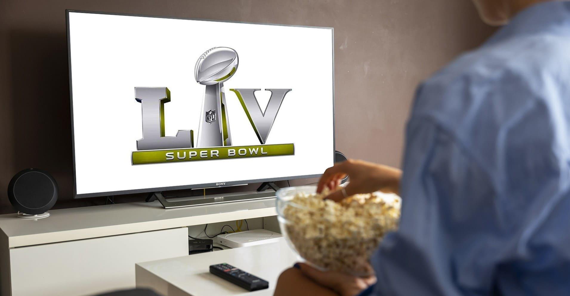 Нові рекламні ролики випущені і показані на Super Bowl LV 2021