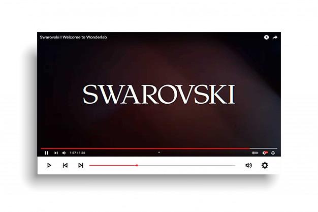 У Києві пройшли зйомки реклами для бренду Swarovski