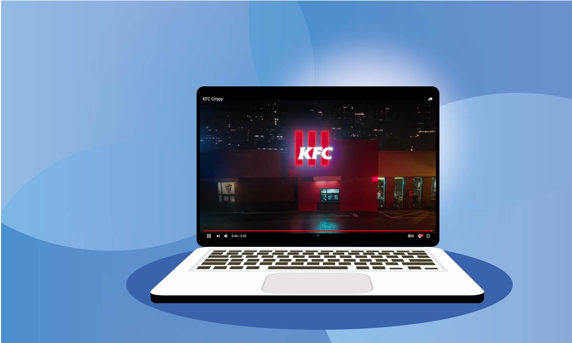 видеореклама KFC во Франции